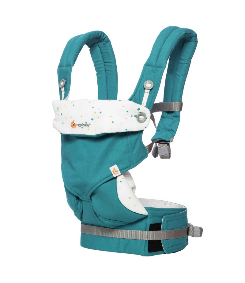 Ergobaby™ 360 All Carry Positions Baby Carrier in Festive Skies