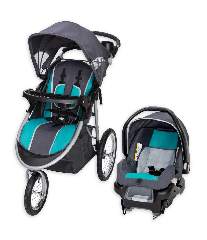 Baby Trend® Pathway 35 Jogger Travel System