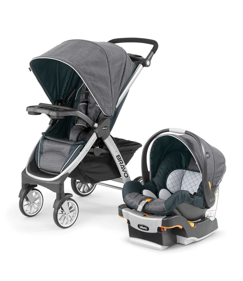 Chicco® Bravo® Trio Travel System in Poetic