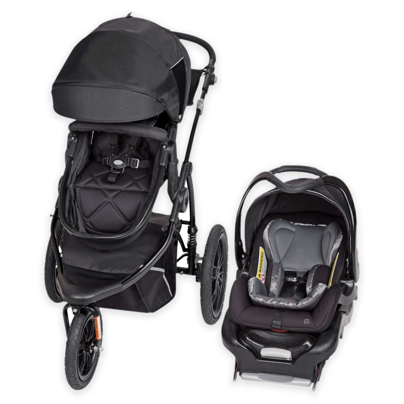 Baby Trend™ Bolt Performance Travel System in Black