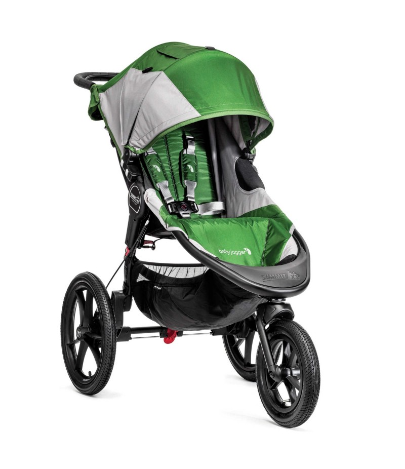 Baby Jogger® Summit™ X3 Single Stroller