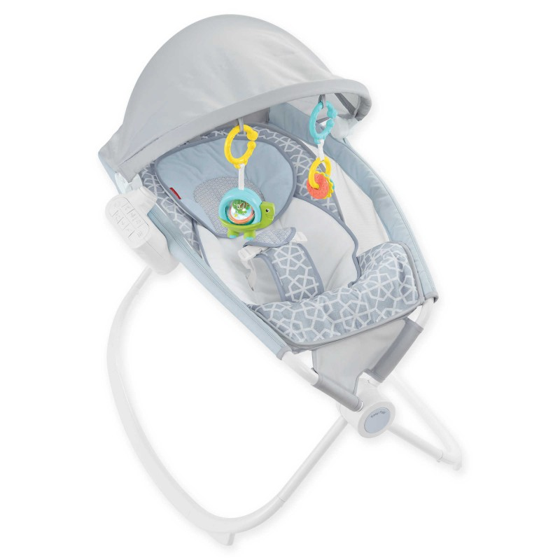 Fisher-Price® Auto Rock n' Play Sleeper with SmartConnect™ Technology