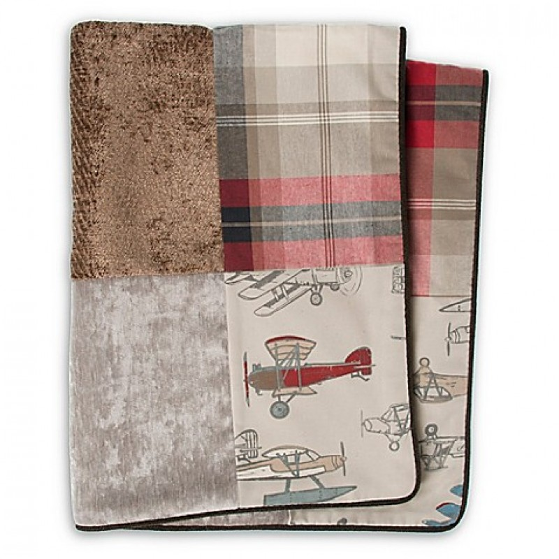 Glenna Jean Fly-By Patchwork Quilt
