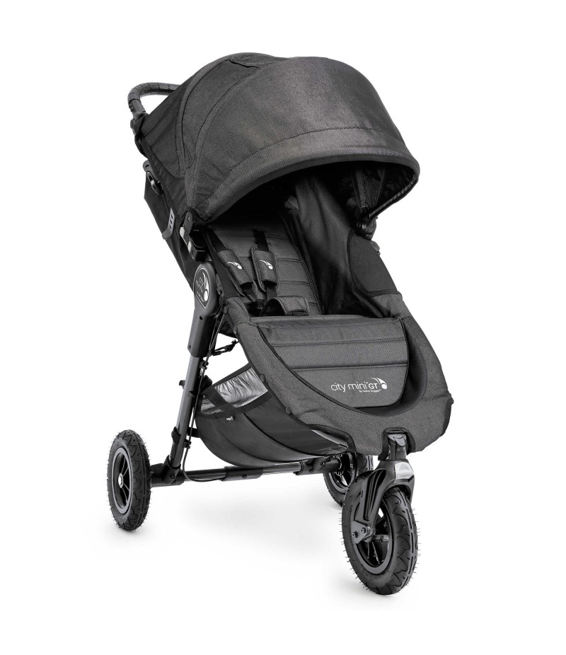 Baby Jogger® City Mini® GT Single Stroller in Charcoal