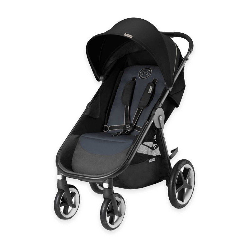 CYBEX Gold Eternis M4 Stroller in Moon Dust