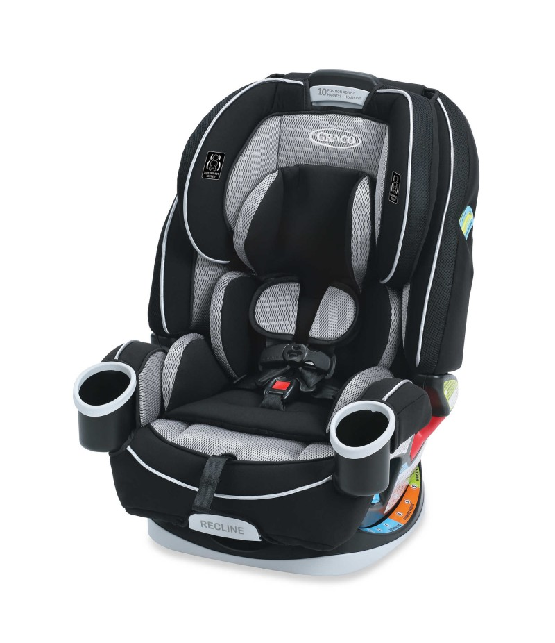 Graco® 4Ever™ All-in-1 Convertible Car Seat in Matrix™