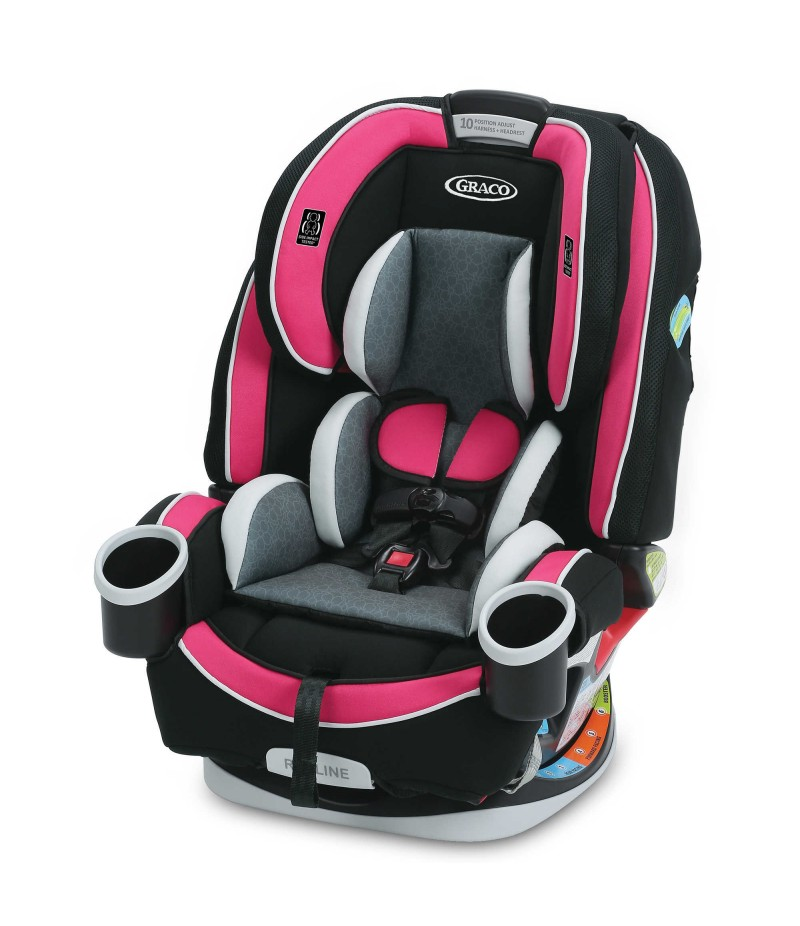 Graco® 4Ever™ All-in-1 Convertible Car Seat in Azalea™