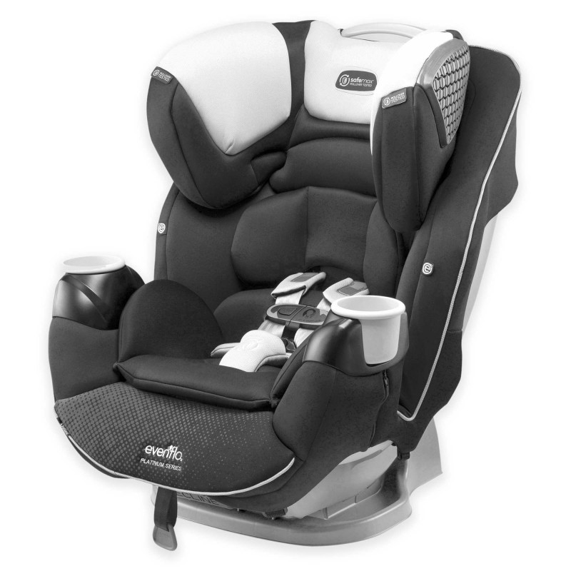 Evenflo® Platinum SafeMax™ All-in-One Convertible Car Seat in Shiloh