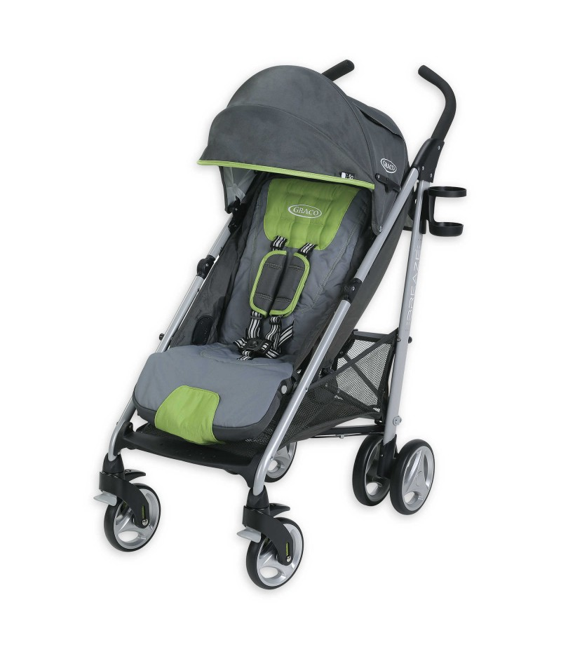 Graco® Breaze™ Click Connect™ Stroller in Piazza