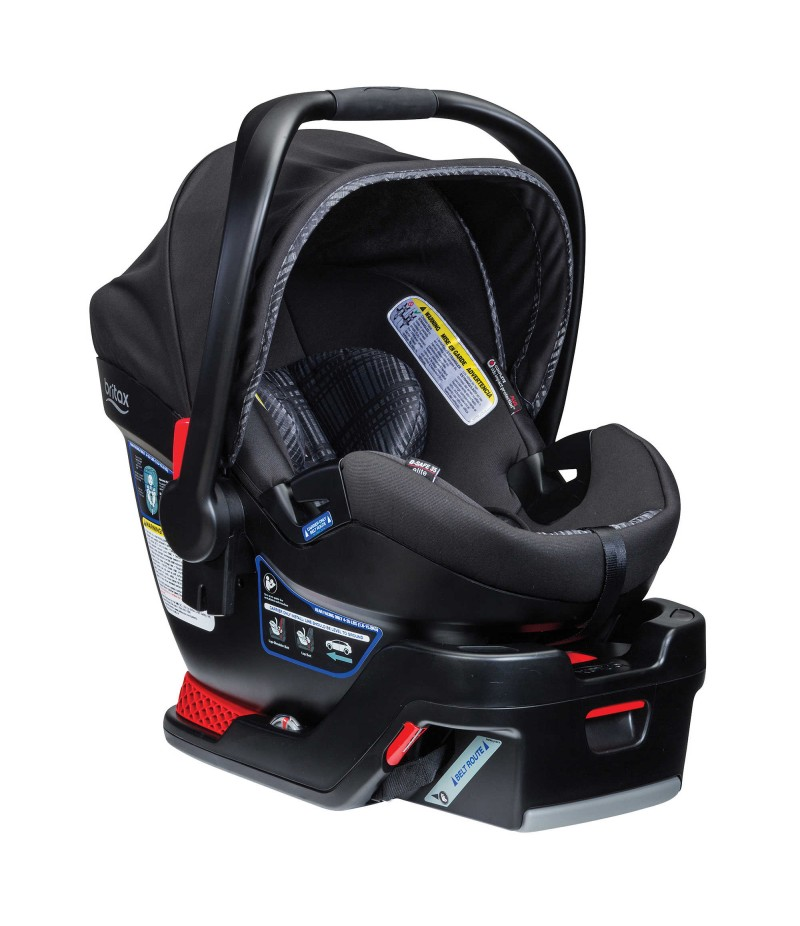BRITAX B-Safe 35 Elite Infant Car Seat in Domino